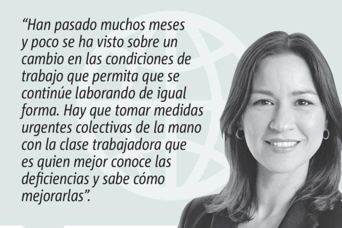 Opinion de Rosa Segui: La urgencia de una respuesta colectiva