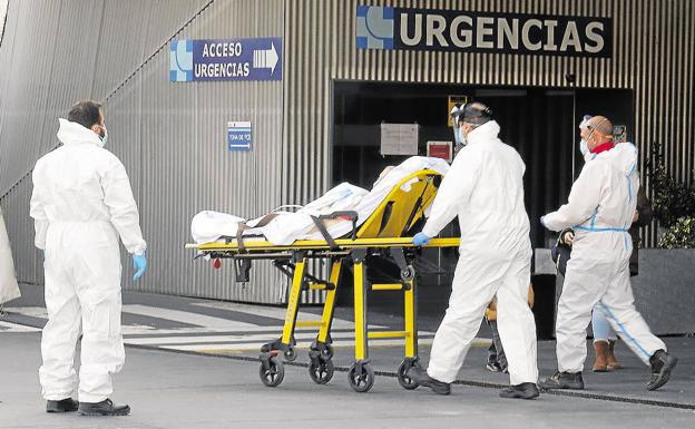 Sanidad cree que España tiene mas posibilidad de sufrir la tercera ola