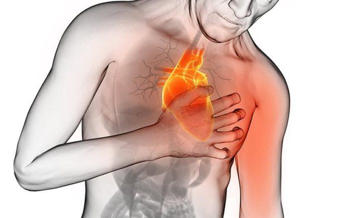 Paro cardiaco: la señal de alerta que da el estomago y que no debes ignorar