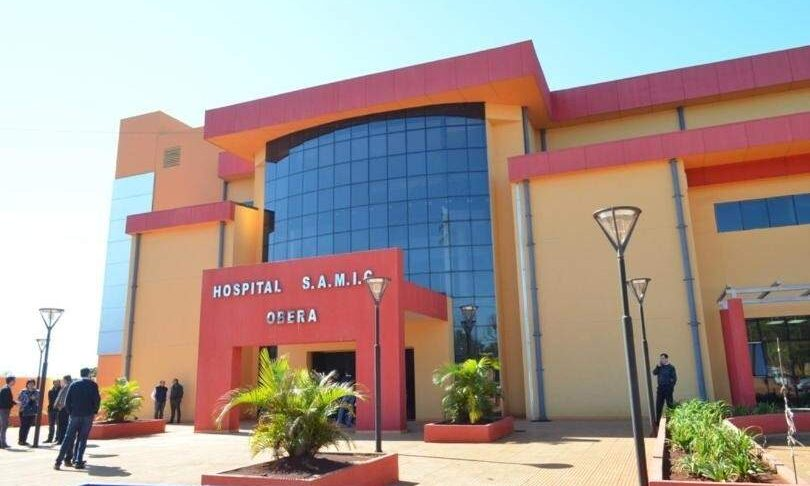 El hospital Samic de Obera tiene 11 pacientes internados con coronavirus