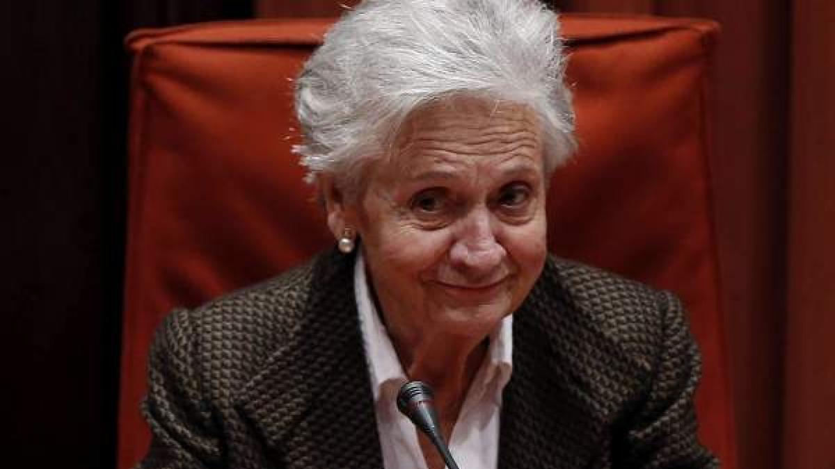 Que es la demencia sobrevenida que alega Marta Ferrusola para quedar fuera del 'caso Pujol'