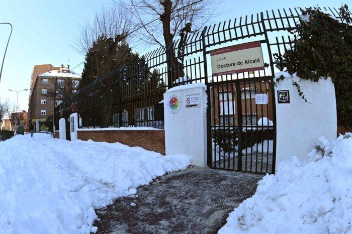 Vuelta al cole en Madrid: ¿se retoman las clases mañana? ¿Estan todos los centros limpios?