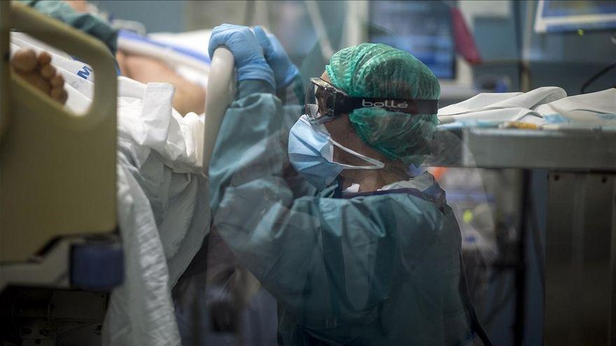 Salut preve el pico de contagios para la proxima semana y de pacientes en ucis para el 3 de febrero