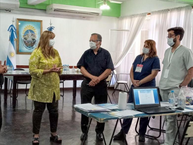Salud sigue brindando asistencia sanitaria a los afectados por el sismo