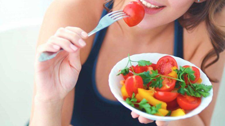 Como alimentarse saludablemente en el verano
