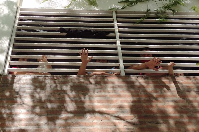 Video: impactante video de aislados encerrados tras las rejas en Formosa
