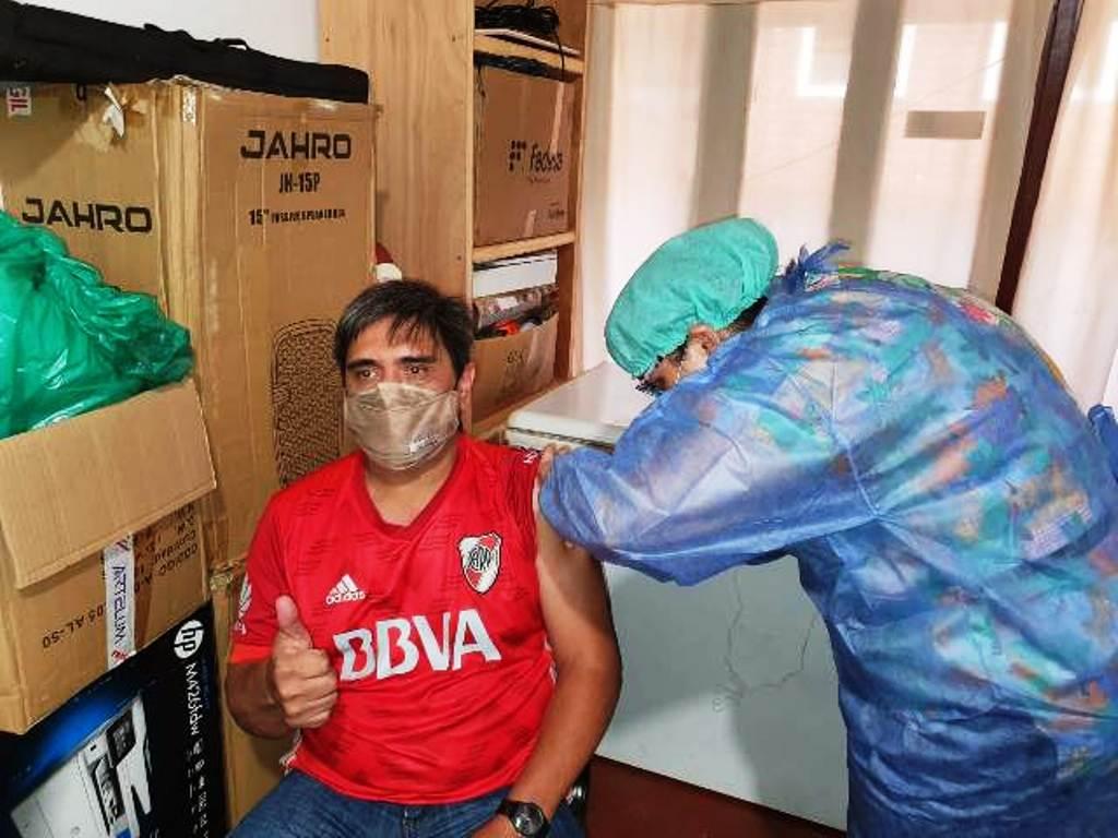 Coronavirus en Misiones: unos 3.677 agentes de salud misioneros recibieron su primera dosis de la vacuna Sputnik V