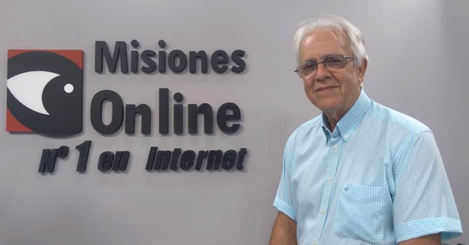 """Dr. Luis Flores: """"Estamos orgullosos del trabajo de los medicos, han colaborado a destajo y estan en el frente de batalla en esta pandemia"""" - Vision Misionera"""