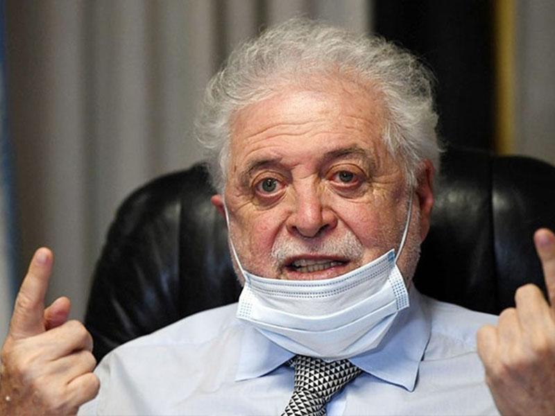 """Gines Gonzalez Garcia, preocupado: """"La mitad de los argentinos viven en zona de alto riesgo"""""""
