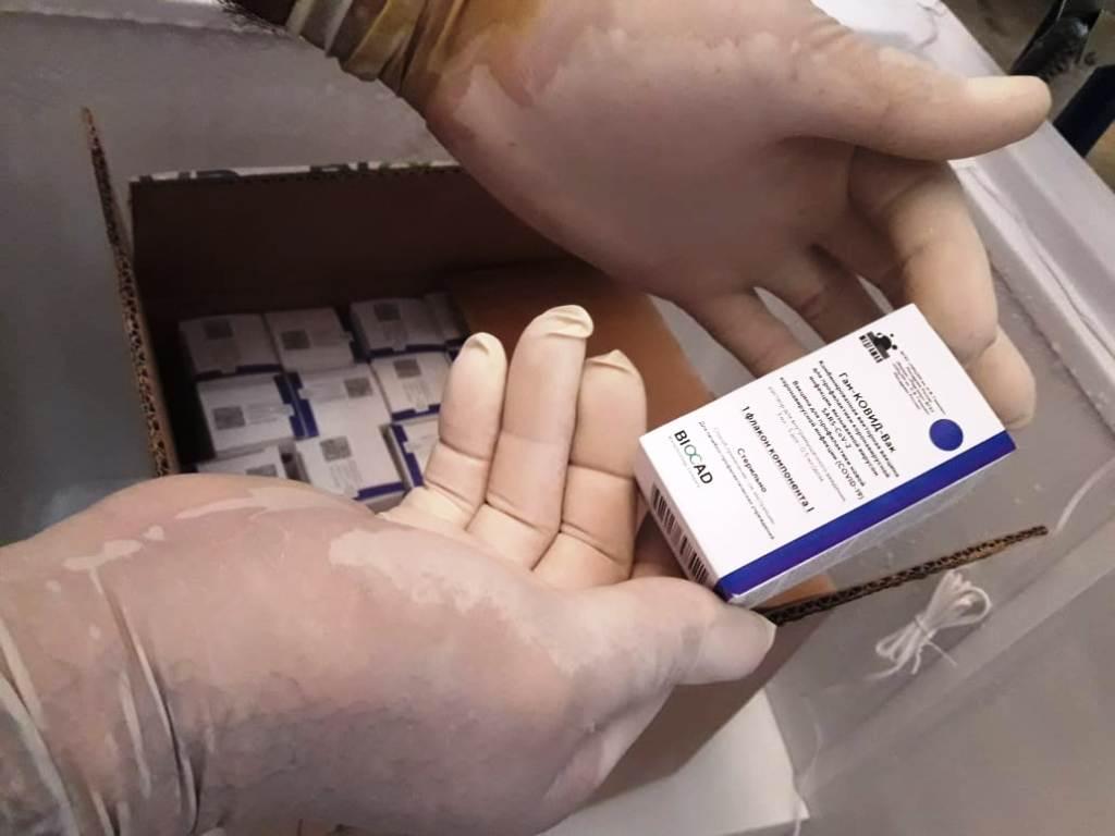 Coronavirus: 3.150 nuevas dosis de la vacuna Sputnik V llegaron hoy a Misiones