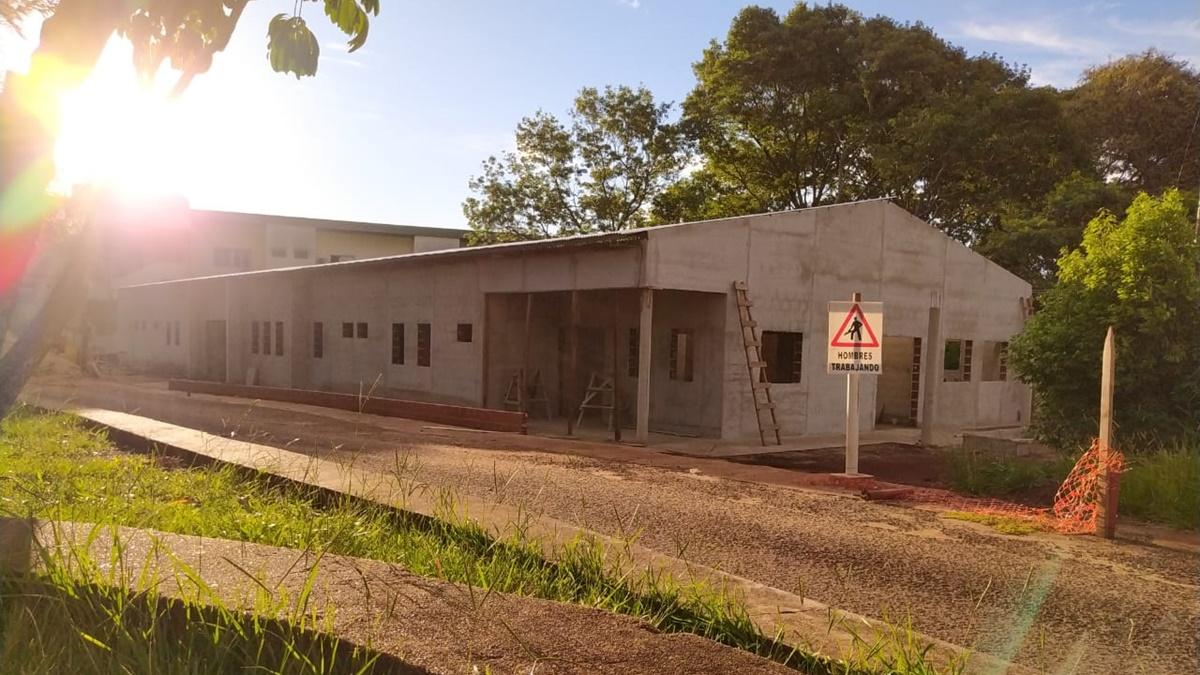 Suman terapia intensiva a nuevas obras en el Hospital Samic de Alem