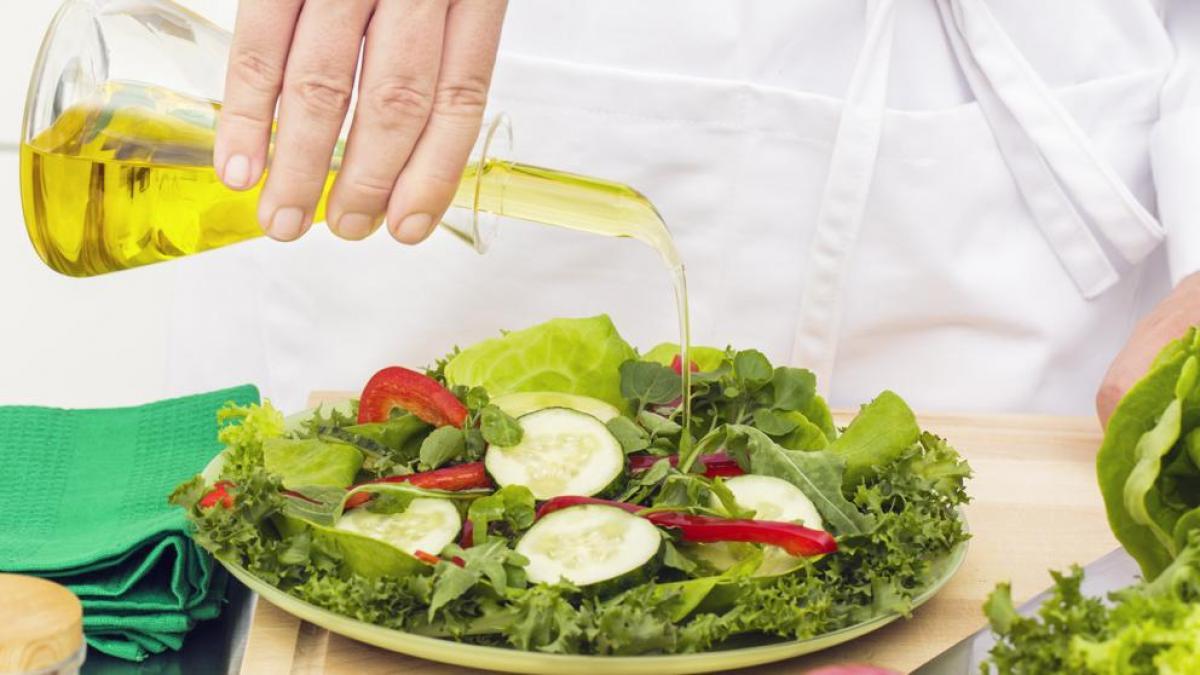 ¿Por que es importante consumir aceite crudo?