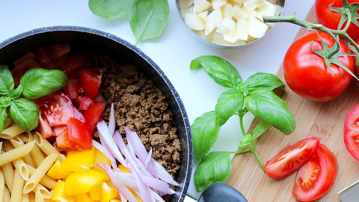 Como dar el salto a una dieta vegetariana sin que te falten las proteinas