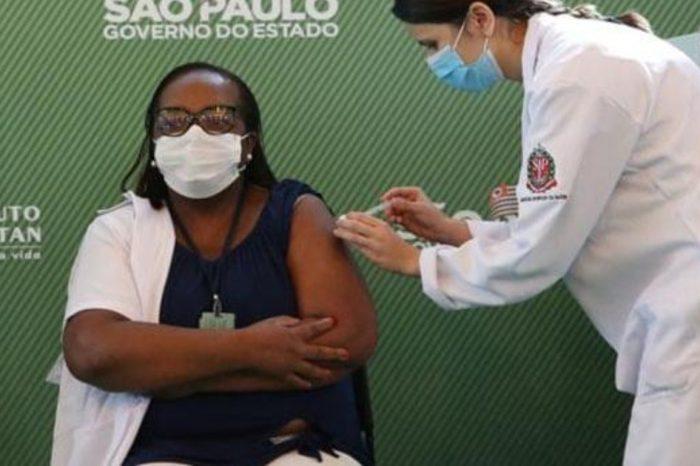 El coronavirus hace estragos en Estados Unidos y Brasil ya aplico sus primeras vacunas