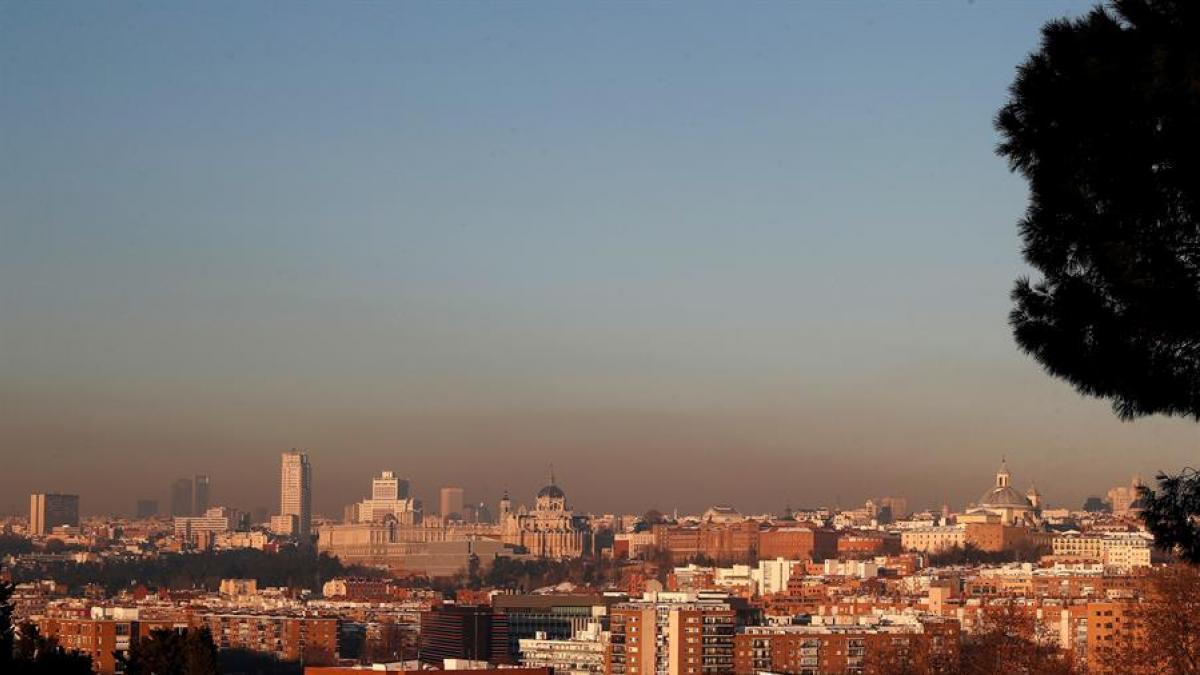 """Expertos certifican la calidad del aire en España como """"un problema de salud publica"""""""