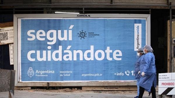 Coronavirus: en Argentina murieron 107 personas y 5.884 fueron diagnosticadas como positivos en las ultimas 24 horas