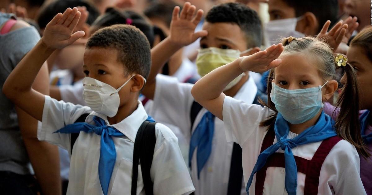 Coronavirus: estudio cubano detecto secuelas cardiovasculares en niños