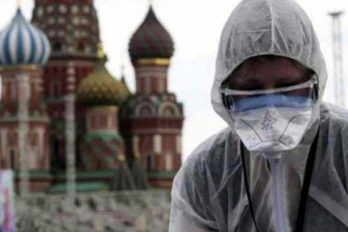Rusia abrio el año con mas de 27.000 casos diarios de coronavirus