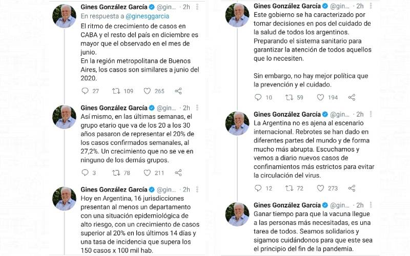 Gines Gonzales Garcia: