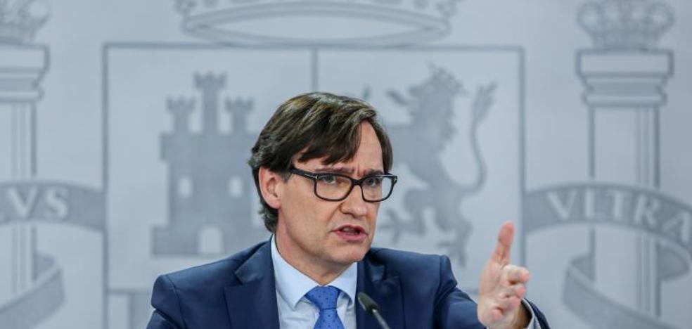 España recibira las primeras dosis de la vacuna de Moderna en 7 o 10 dias