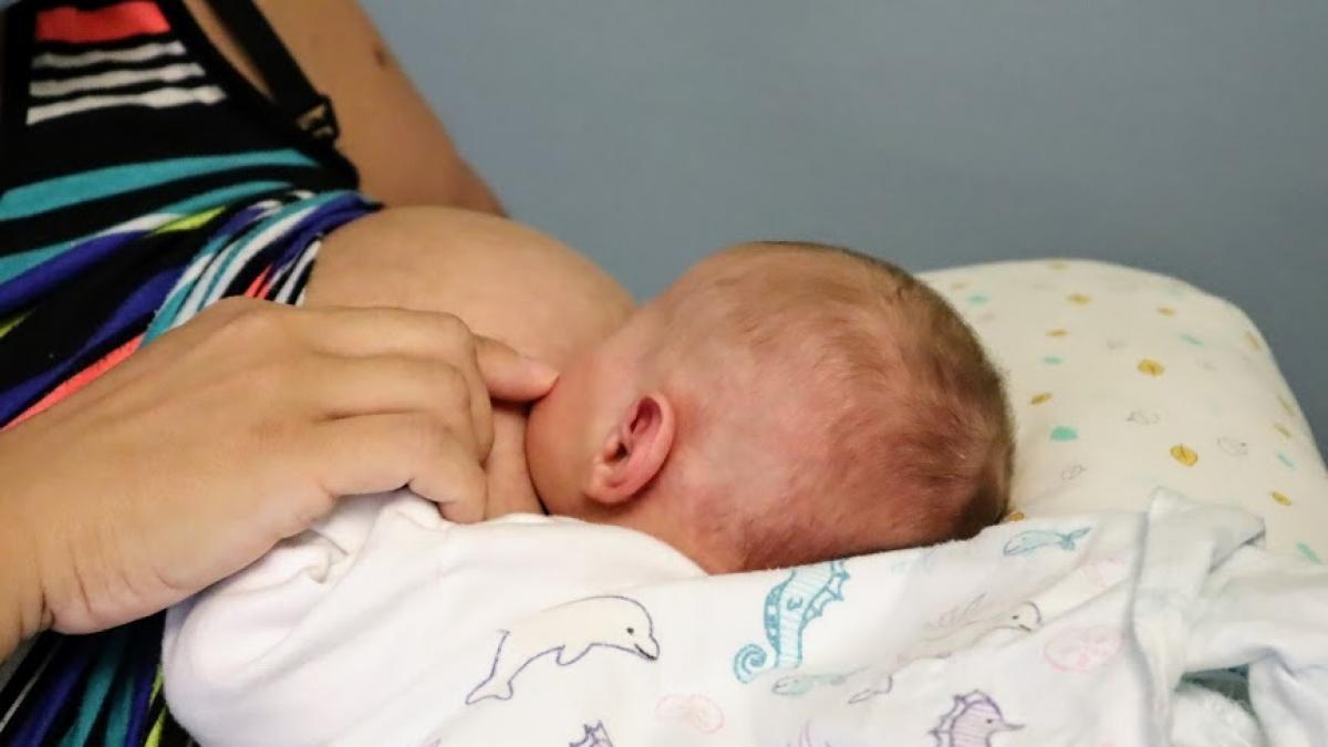 Descubren el motivo por el que los bebes amamantados tienen un mejor sistema inmunologico