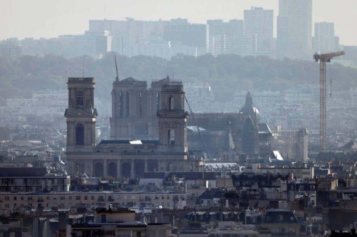 Miles de personas mueren prematuramente por contaminacion del aire cada año en Europa