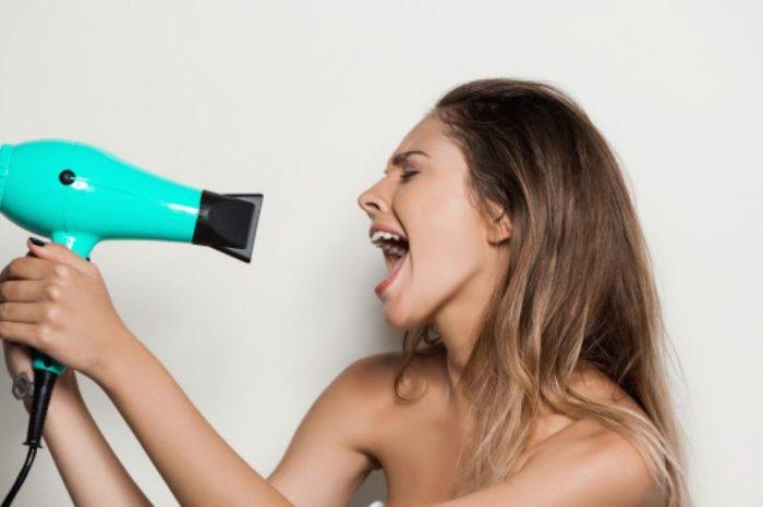 Di adios a las puntas abiertas con el secador de pelo ionico que, solo hoy, puedes conseguir rebajado en Amazon