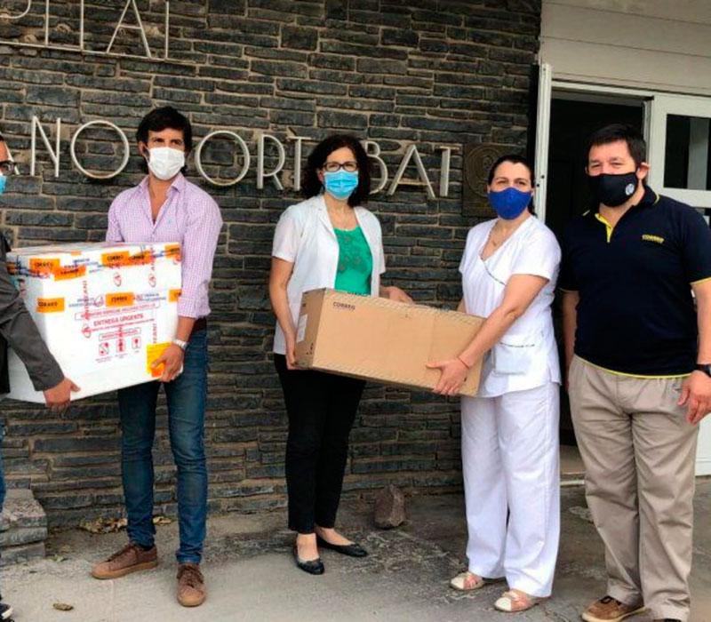 Olavarria: unas 400 vacunas Sputnik V perdieron la cadena de frio y denuncian sabotaje