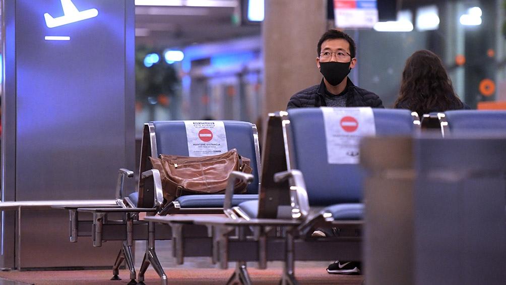 El gobierno nacional mantiene la suspension de viajes a Gran Bretaña