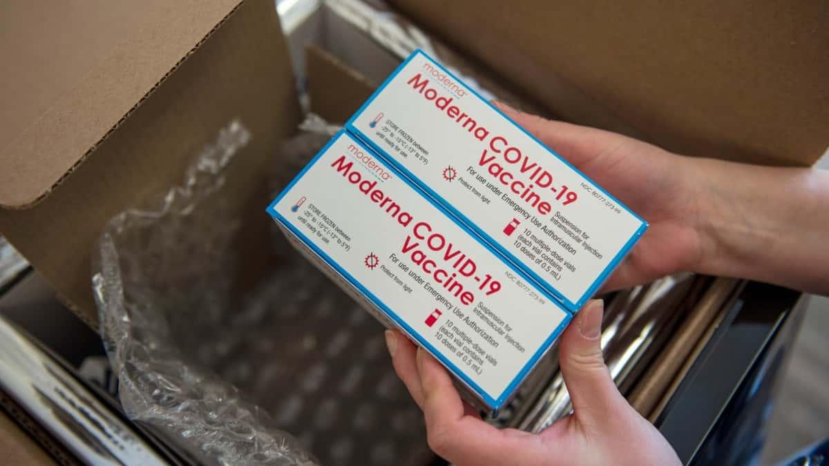 Union Europea reinicio evaluacion para aprobar vacuna de Moderna