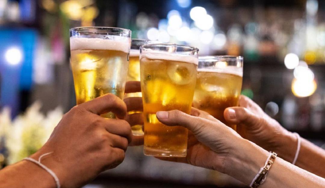 Estas profesiones estan asociadas a mayor consumo de trago