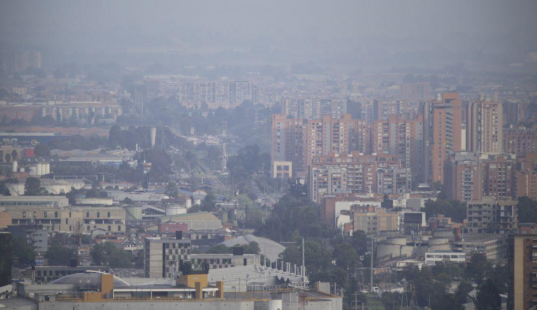 En los proximos dias podria volver el polvo del Sahara al pais
