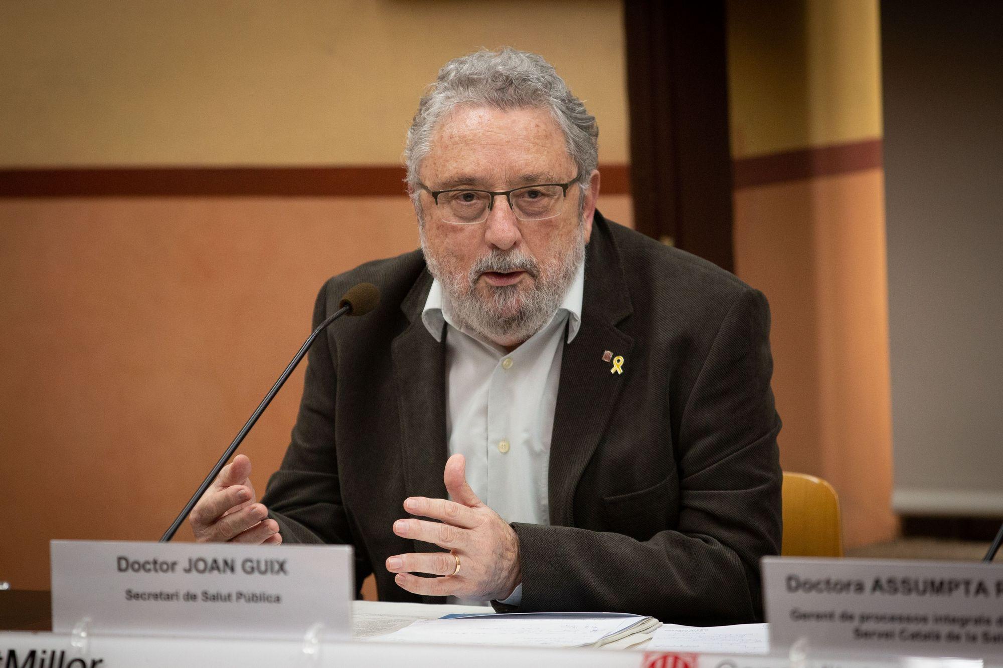 """Guix, un año despues del primer caso de covid en Catalunya: """"No teniamos herramientas para afrontar la pandemia"""""""