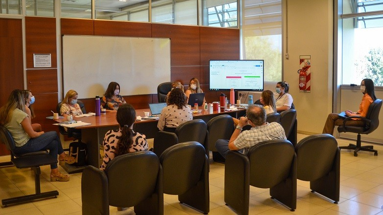 Salud realizo una reunion multisectorial para diseñar el 2021