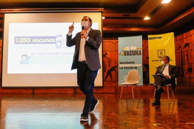 Alcalde de Manizales propone coordinadorde oposicion para vacunacion