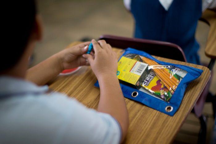 Departamento de Educacion anuncia inicio de matricula en linea para el proximo año escolar