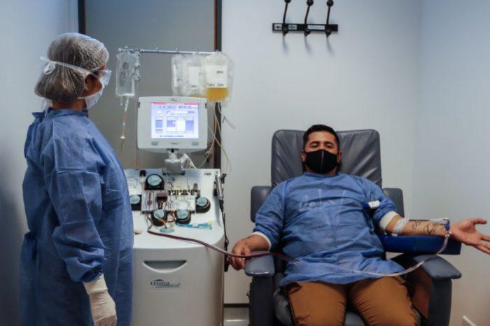 Investigadores advierten sobre el uso de plasma de convaleciente en pacientes inmunodeprimidos