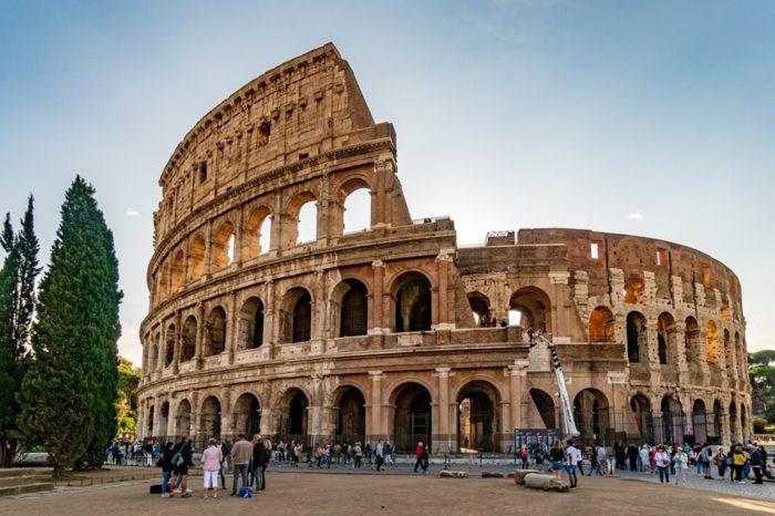"""El Coliseo de Roma reabre con un concierto para enviar un """"mensaje de esperanza"""""""
