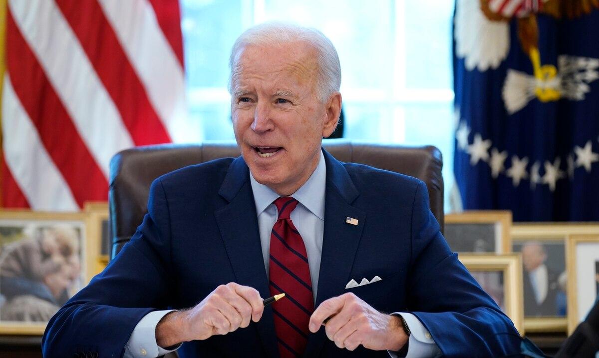 Biden revisa las cadenas de suministro ante la dependencia de China
