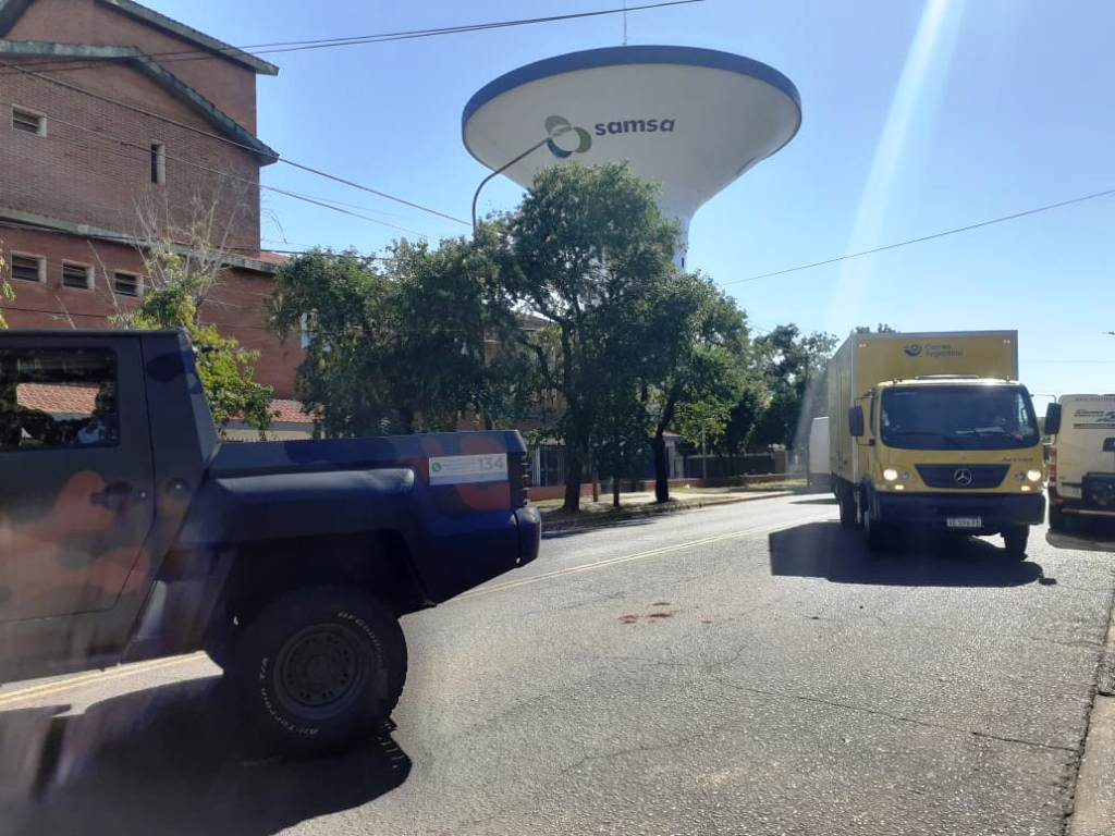 10.100 vacunas Sputnik V llegaron este martes a Misiones