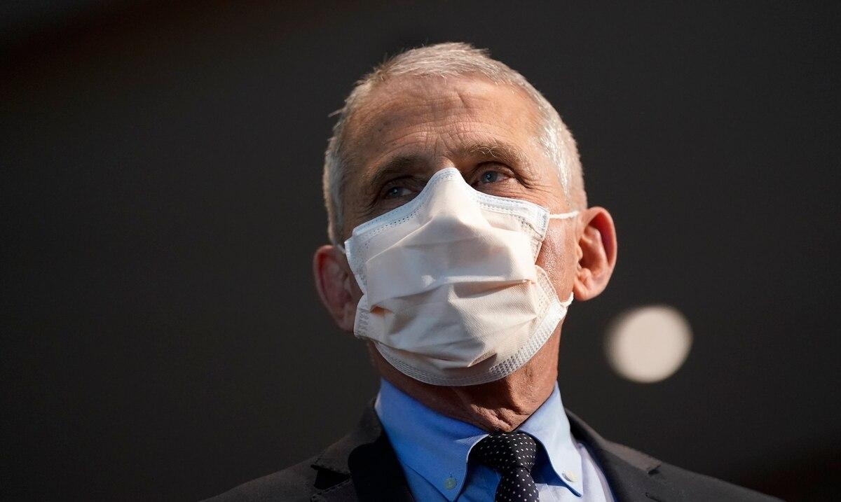 "Fauci considera ""terrible"" que Estados Unidos se acerque a 500,000 muertes por COVID-19"