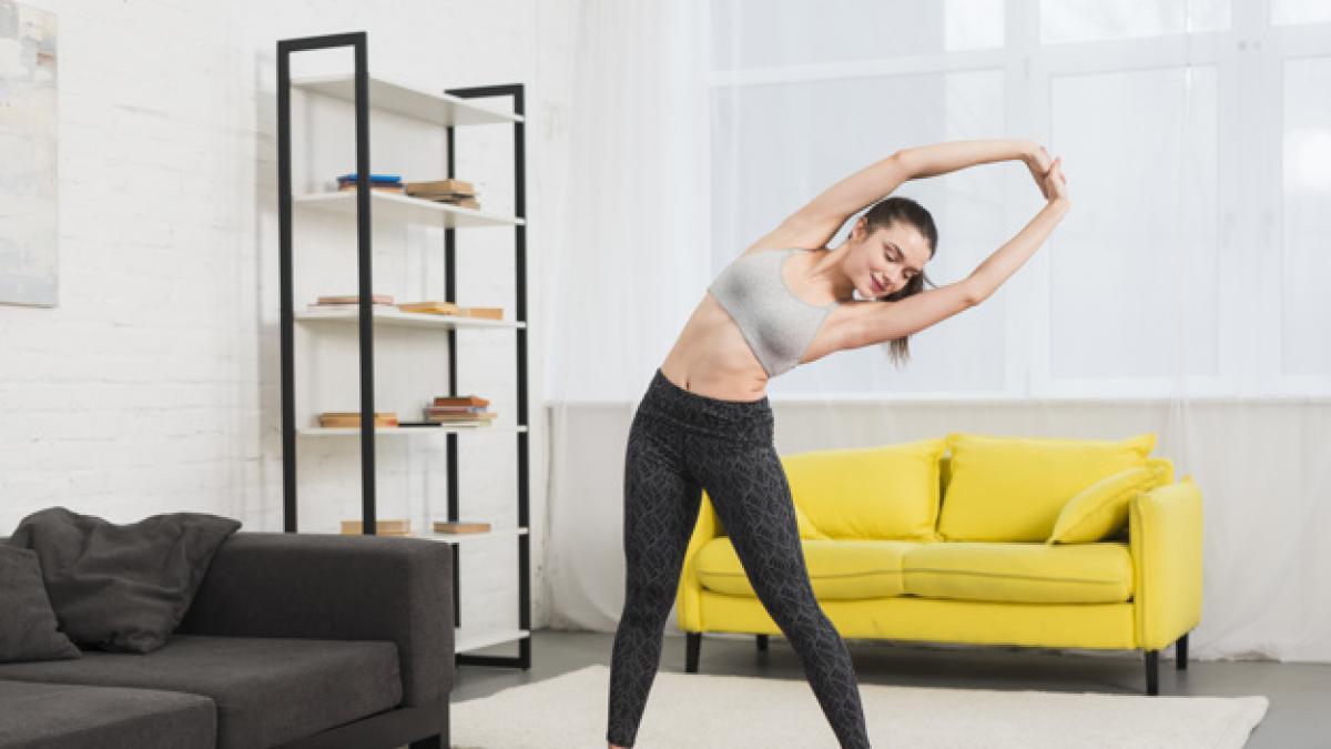 Como ganar musculo en las piernas y perder peso sin salir de casa