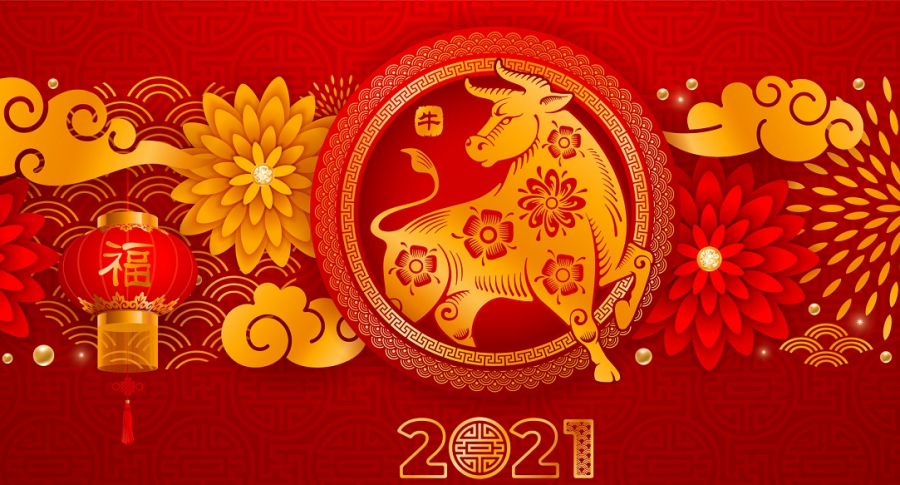 ¿Cuando inicia el año nuevo chino y que novedades traera para el 2021?