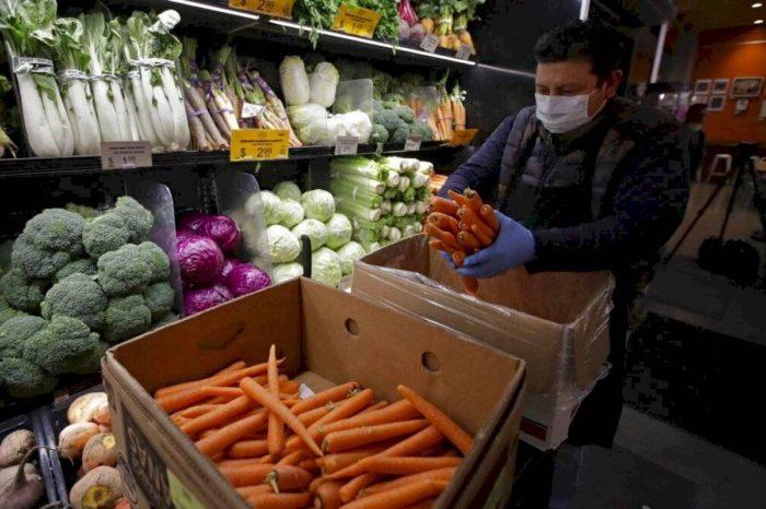 Recalcan no hay transmision del COVID a traves de los alimentos o envases