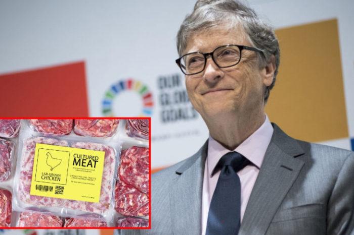 Bill Gates propone a paises ricos solo comer carne sintetica para frenar emision de gases