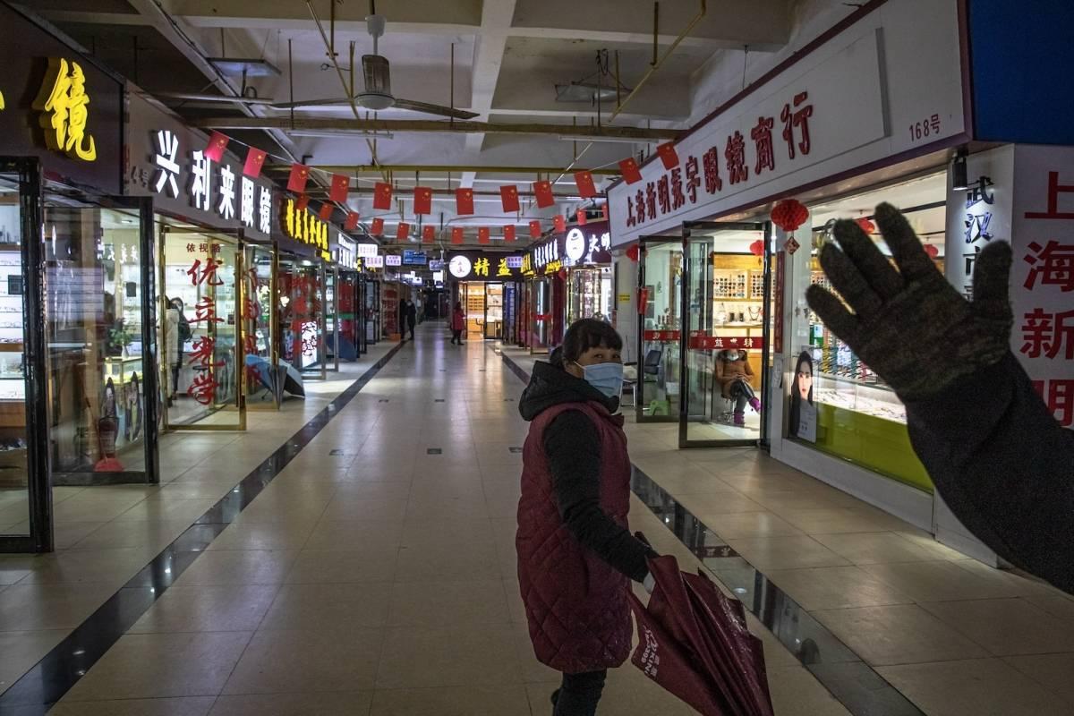 Las pruebas que China habria ocultado a la OMS en su mision a Wuhan