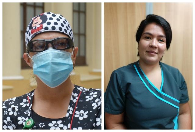 Con dos mujeres arrancara la vacunacion en Caldas