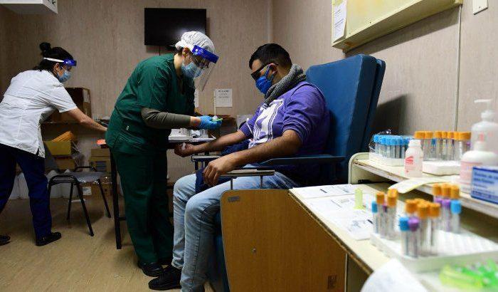Coronavirus en Argentina: se registraron 6.057 nuevos casos y 159 muertos en las ultimas 24 horas