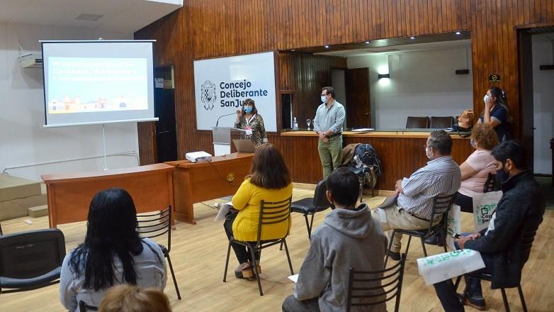 El Programa Municipios Saludables dio inicio oficial a su actividad anual en Capital