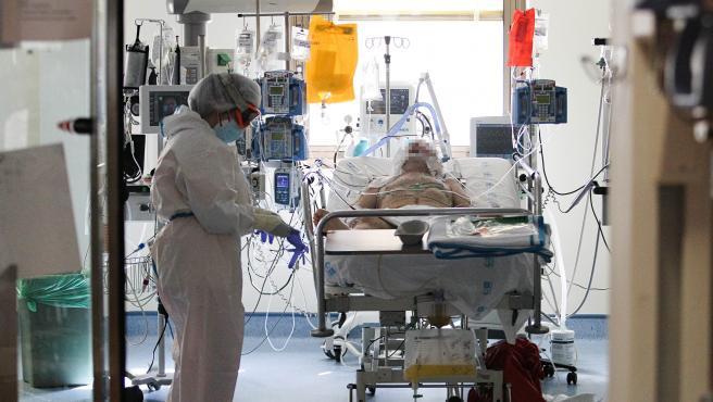 Estos son los efectos de la Covid en el corazon de pacientes que han estado graves un mes despues de recibir el alta